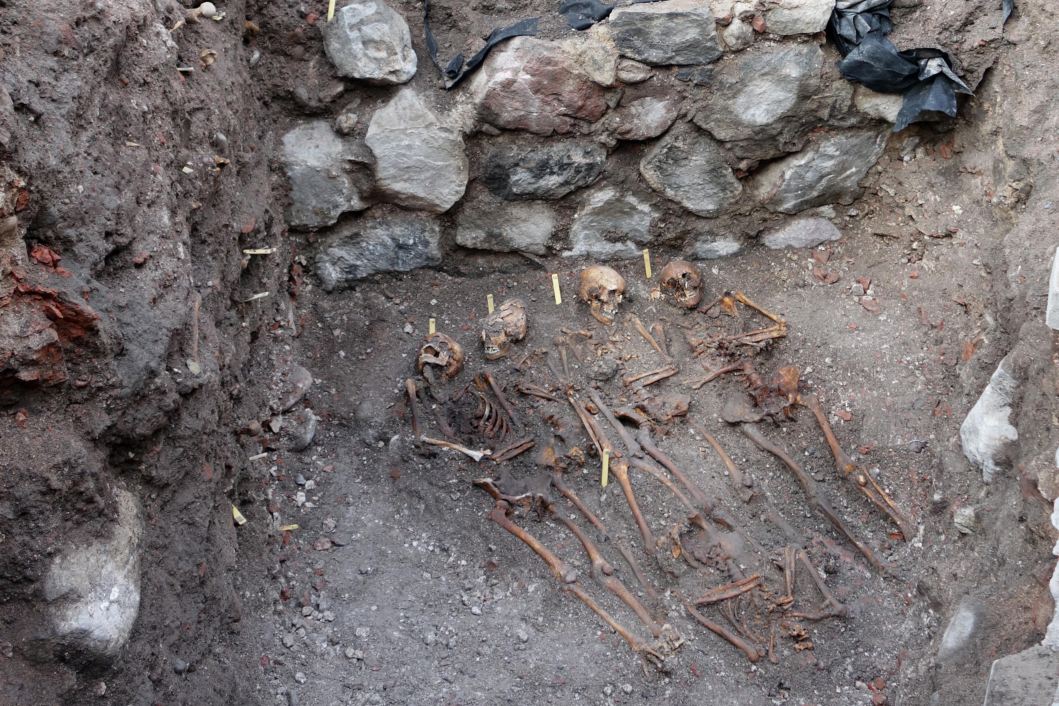 begravda i stockholm